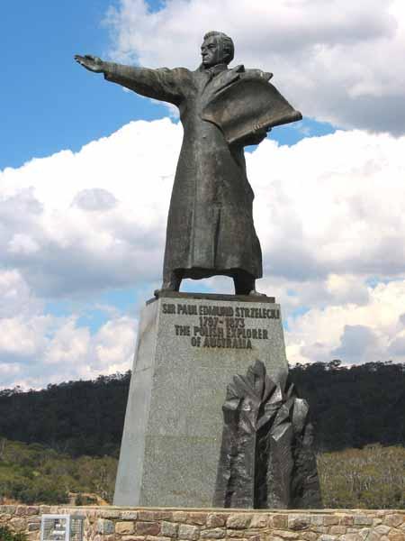 Pioneer memorial Jindabyne